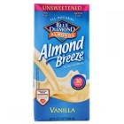 Blue Diamond Almond Breeze Unsweetened Vanilla Almond Milk 946ml