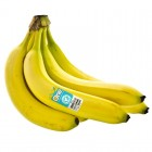 Delivered Fresh Bananas 3lb