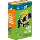 Bounty Plus Select-A-Size Paper Towels 12pk