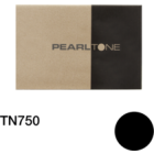 PearlTone Compatible Toner Cartridge Alternative for Brother TN750 Printers
