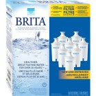 Brita Replacement Filters - 8pk