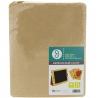 Guided Products Cardboard iPad Cases - Kraft - 3pk