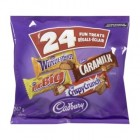 Cadbury Assorted Fun Treats Chocolates 24 Pack