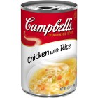 Campbell's  Condensed  Chicken with Rice, 7.5 oz