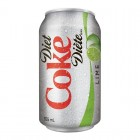 Diet Coke with Lime 12/355mL
