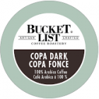 Bucket List Coffee Roastery Copa Dark K-Cups - 24/Box