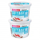 Sealtest 1% Cottage Cheese - 2 Pack/500 Grams