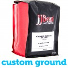 JJ Bean Coffee - Carmo Estate Brasil - Custom Ground - 908g (2 lb)