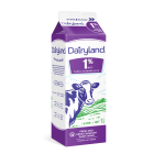Dairyland 1% Partly Skimmed Milk 1 Litre Carton