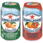 San Pellegrino Rainbow Pack - Blood Orange & Clementine - 24/330mL