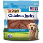Top Chews Dried Chicken Fillet Dog Treats - 1.36 Kg