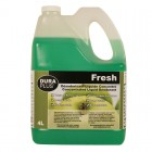 Dura Plus Concentrated Liquid Deodorant - Green Apple - 4L