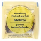David's Tea Strawberry Rhubarb Parfait - 25/Box
