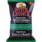 Old Dutch Dutch Crunch Potato Chips - Jalapeno & Cheddar - 40/40g