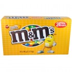 M&M's Peanut Milk Chocolate Candies 24/49g