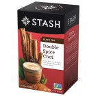 Stash Tea Double Spice Chai Black Tea - 18/Box