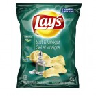 Lay's Potato Chips Salt & Vinegar - 40 Bags/40 Grams