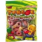Gummy Zone Sour Tongue Tinglers Hanging Bags 24/120 g