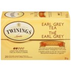 Twinings Decaffeinated Earl Grey Tea - 20/Box