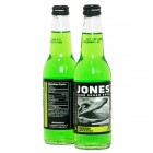 Jones Cane Sugar Soda - Green Apple - 12/355mL