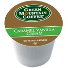 Green Mountain Coffee Caramel Vanilla Cream Coffee K-Cups 24/Box