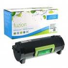 Fuzion Toner Cartridge - Alternative for Lexmark (51B1000) - Black