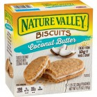 Nature Valley Coconut Butter Cookies Individually Wrapped 38Gr / 5 Pack