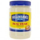 Hellmann's Real Mayonnaise - Original - 1.8L