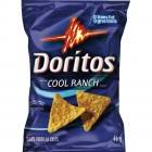 Doritos Tortilla Chips - Cool Ranch - 48/45g