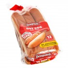 Dempster's Hot Dog Buns - 24 Pack/41 Grams
