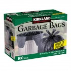 "Kirkland Signature Garbage Bag 26""/ 33.5"" 100pk"