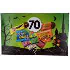Hershey's Assorted Mini Chocolate and Candies 70/Box
