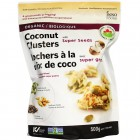 Inno Foods Coconut Clusters with Super Seeds 500g