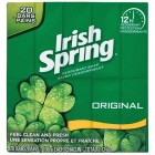 Irish Spring Deodorant Soap - Original - 20pk