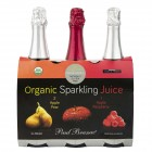 Paul Brassac Organic Sparkling Juice - 3 Pack/750 mL
