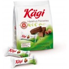 Kagi Mini Hazelnut Bars - 125 Grams