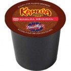 Timothy's Kahlua Original Coffee K-Cups 24pk