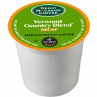 Green Mountain Vermont Country Blend Decaf Coffee K-Cups 24/Box