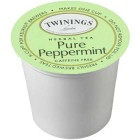 Twinings Pure Peppermint Herbal Tea K-Cups 24pk