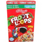Kellogg's Froot Loops Cereal 580g