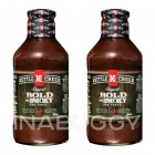 Kettle Creek Original Bold and Smoky BBQ Sauce - 2 Pack/700 mL