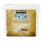 Kirkland Signature Feta Cheese 1.2 KG