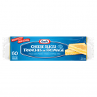 Kraft Singles Cheese Slices - 60pk