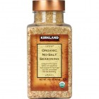 Kirkland Signature Organic Seasoning No Salt - 411 Grams