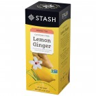 Stash Lemon Ginger Herbal Tea 30pk