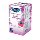 Tetley Tea Wildberries Enveloped Tea Bags 25 pk
