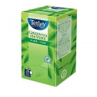 Tetley Enveloped Tea Pure Green Tea 25 pk