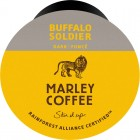 Marley Buffalo Soldier Coffee RealCups 24/Box