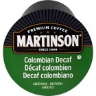 Martinson Premium Coffee Decaf Coffee RealCups 24/Box