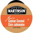 Martinson Cayman Coconut Coffee RealCups 24/Box